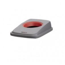 Rotho 45620-1 Крышка для контейнера Selecto для банок/красная, арт. 45620-1