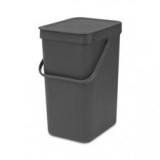 Brabantia 109805 Ведро для мусора SORT&GO, арт. 109805