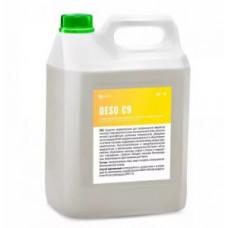 Gr-20002 Grass Дезинфицирующее средство на основе изопропилового спирта DESO C9 / 5 л
