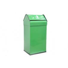 NOFER 14118.2 G Контейнер для мусора зеленый 41 л, арт. 14118.2 G