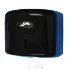 Диспенсер туалетной бумаги с центральной вытяжкой Jofel Azur-Smart Black AE67600