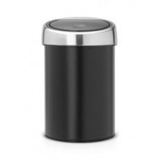 Brabantia 364440 Ведро для мусора TOUCH BIN, арт. 364440