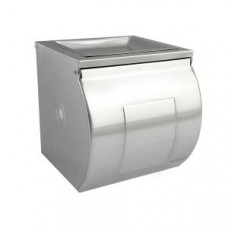 BRIMIX 79909 Держатель для туалетной бумаги / закрытый короб