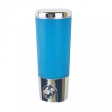 Potato P401 Пластиковый одинарный дозатор для жидкого мыла 400 мл, арт. P401