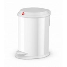 Hailo T1 S 0704-410 Мусорный контейнер белый, арт. 0704-410