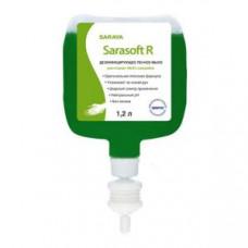 Дезинфицирующее жидкое мыло Saraya Sarasoft R для UD/MD-9000, 1,2 л