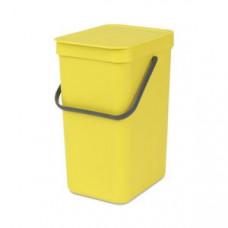 Brabantia 109768 Ведро для мусора SORT&GO, арт. 109768