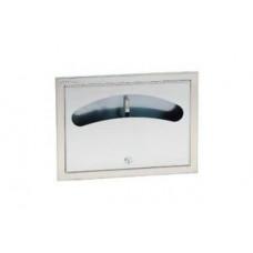 NOFER 12029.S Встраиваемый диспенсер для туалетных накладок, арт. 12029.S