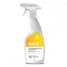Gr-20001 Grass Дезинфицирующее средство на основе изопропилового спирта DESO C9 / 600 мл / триггер