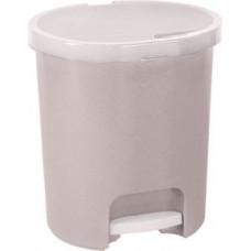 Корзина для мусора круглая с педалью CURVER 25L / 176514, арт. 176514