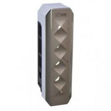 GFmark 621-11 Дозатор для жидкого мыла пластиковый с узором, арт. 621-11