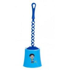 Ершик для унитаза G-teq Mario Kids 8331 Blue