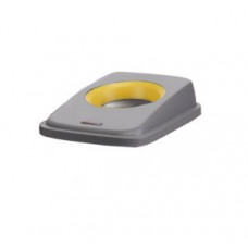 Rotho 45620-3 Крышка для контейнера Selecto для банок/желтая, арт. 45620-3