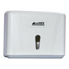 Диспенсер бумажных полотенец Ksitex TH-404W, арт. TH-404W