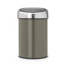 Brabantia 364464 Ведро для мусора TOUCH BIN, арт. 364464