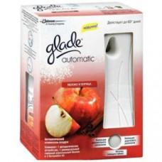 Дозатор освежителя воздуха GLADE AVTOMATIC Яблоко и корица, арт. 4620000431398