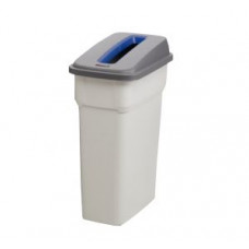 Rotho 1046742 Контейнер для мусора SELECTO 70л с крышкой для бумаг, арт. 1046742