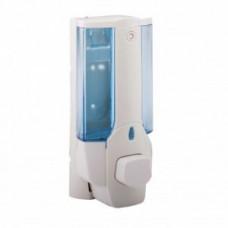 Potato P403 Пластиковый одинарный дозатор для жидкого мыла 380 мл, арт. P403