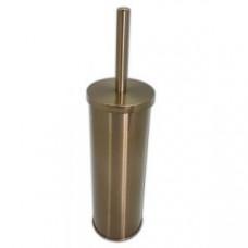 Klimi 307-B Ершик для унитаза из нержавеющей стали / бронза, арт. 307-B