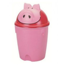 Корзина для мусора CURVER Свинка 155312, арт. 155312