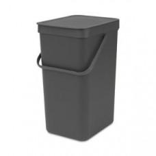 Brabantia 109966 Ведро для мусора SORT&GO, арт. 109966