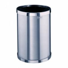 Корзина для бумаги Jofel / 10л / нерж.сталь / хром, арт. AL60001