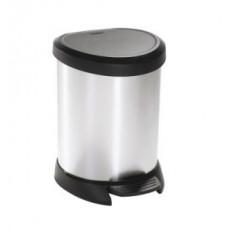 Корзина для мусора с педалью CURVER DECO BIN 5L 185376, арт. 185376