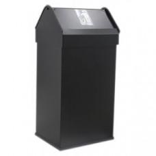 NOFER 14118.2 BL Контейнер для мусора черный 41 л, арт. 14118.2 BL