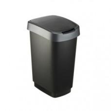 Rotho 1754408850 Контейнер для мусора Swing TWIST 25 л, арт. 1754408850