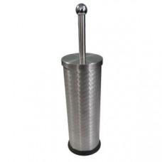 Klimi 702 Ершик для унитаза из нержавеющей стали винтообразный / хром, арт. 702