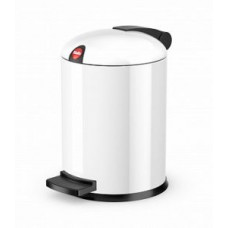 Hailo Design S 0704-080 Мусорный контейнер белый, арт. 0704-080