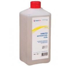 Химитек Антисептик-гель - средство дезинфицирующее, кожный антисептик / для дозатора / 1 л. арт.10305