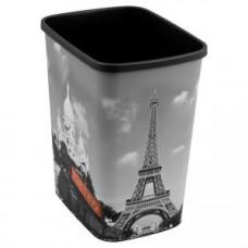 Корзина для мусора CURVER FLIP BIN 25L PARIS 210009, арт. 210009