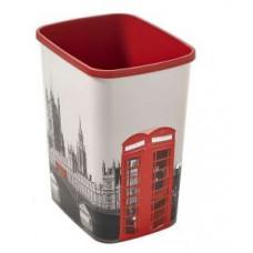 Корзина для мусора Curver Flip Bin London 210011, арт. 210011
