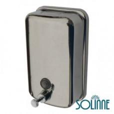 Дозатор для жидкого мыла Solinne ТМ 801, арт. ТМ 801