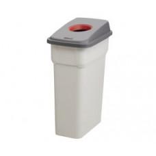 Rotho 1046741 Контейнер для мусора SELECTO 55л с крышкой для банок, арт. 1046741