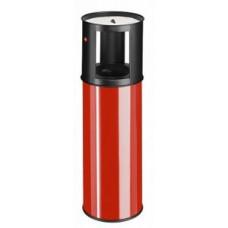 Hailo ProfiLine care L 0925-002 Мусорный контейнер-пепельница Красно-Черный, арт. 0925-002