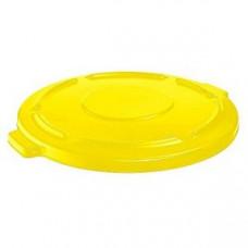 Крышка к контейнеру Rubbermaid BRUTE / желтый / FG264560YEL