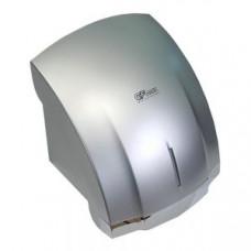 GFmark 6980 Сушилка для рук с хромированной полосой / матовая сталь / 1800 W, арт. 6980