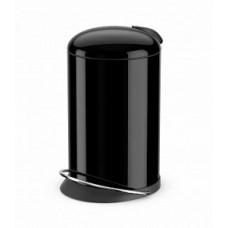 Hailo TOPdesign M 0516-510 Мусорный контейнер Черный, арт. 0516-510