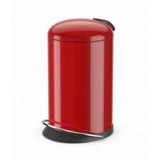 Hailo TOPdesign M 0516-530 Мусорный контейнер Красный, арт. 0516-530