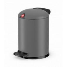 Hailo Design S 0704-890 Мусорный контейнер матовый серый, арт. 0704-890