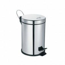 HOR 10018 MM Педальная урна для мусора / 3 л