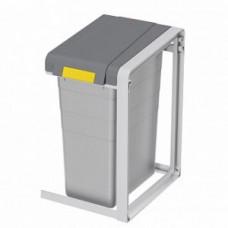 Hailo ProfiLine Oko XL 0935-302 Система раздельного хранения мусора Правая,Серый, арт. 0935-302