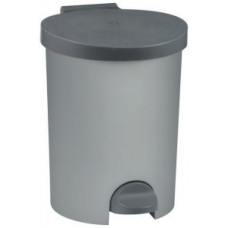 Корзина для мусора круглая с педалью CURVER 15L / 175000, арт. 175000