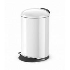 Hailo TOPdesign M 0514-340 Мусорный контейнер белый, арт. 0514-340