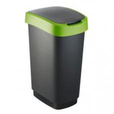 Rotho 1754405519 Контейнер для мусора Swing TWIST 25 л, арт. 1754405519