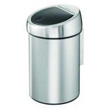 Brabantia 378645 Ведро для мусора TOUCH BIN, арт. 378645