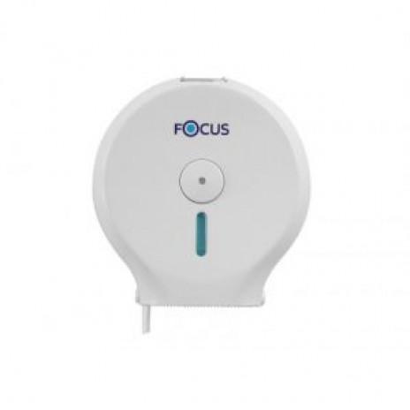 8027966 Focus Mini Jumbo Диспенсер для туалетной бумаги / белый, арт. 8027966, Focus