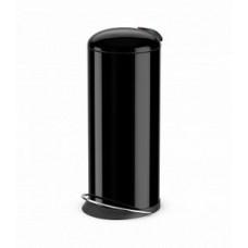 Hailo TOPdesign L 0523-229 Мусорный контейнер Черный, арт. 0523-229